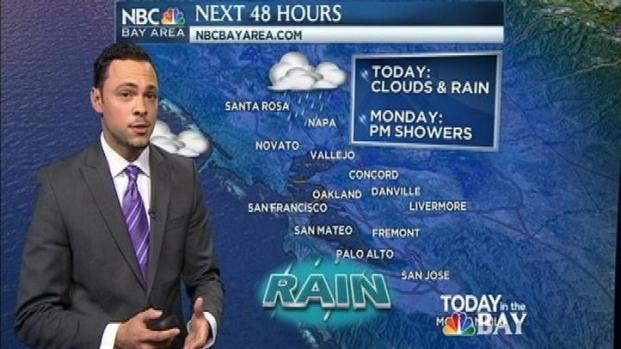 [BAY] Video: Wet Weather Week Ahead
