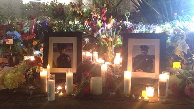 [BAY] Santa Cruz Community Mourns Slain Officers