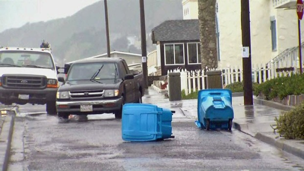 [BAY] Series of Storms, High Winds to Lash Bay Area