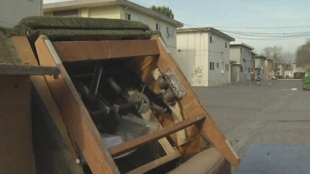 [BAY] San Jose Apartment Tenants Claim 'Retaliatory' Evictions