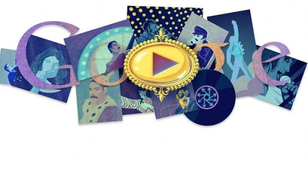 [BAY]Behind the Scenes of Google's Freddie Mercury Doodle