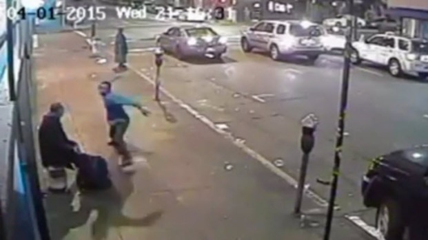 """[BAY] SF Homeless Man Critically Injured in """"Unprovoked and Disturbing"""" Attack"""