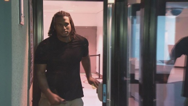[BAY] Ray McDonald Arrested For Violating Restraining Order