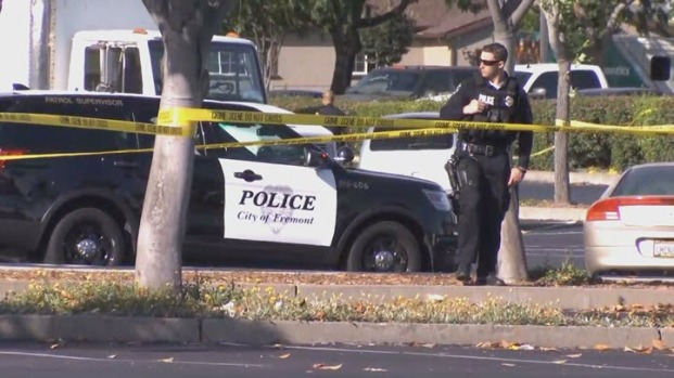 Fremont Police Officer Shoots, Injures Pipe-Wielding Man