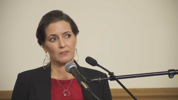 [BAY] RAW VIDEO: Oakland Mayor Addresses Alleged Police Racist Texts, Losing Another Chief