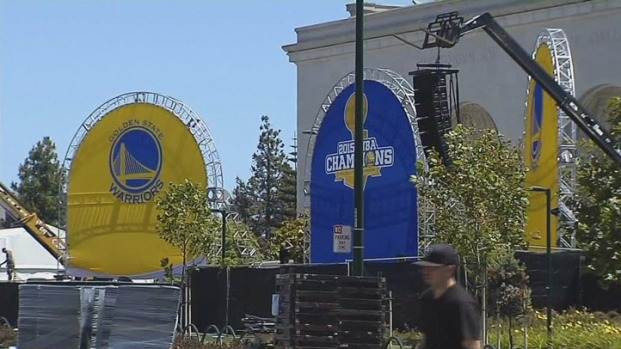 Golden State Warriors Championship Parade And Rally What