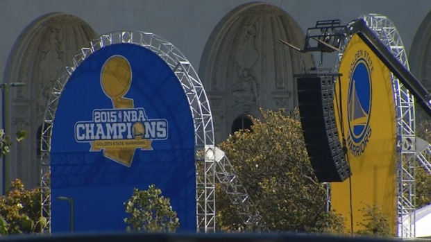[BAY] Oakland Braces for Warriors Victory Parade