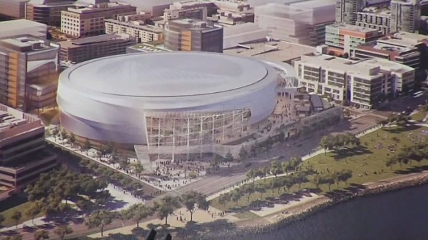 [BAY] Warriors Formally Acquire 12-Acre Mission Bay Site from Salesforce