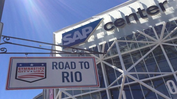 Police Increase Security at SAP Center for Olympic Trials