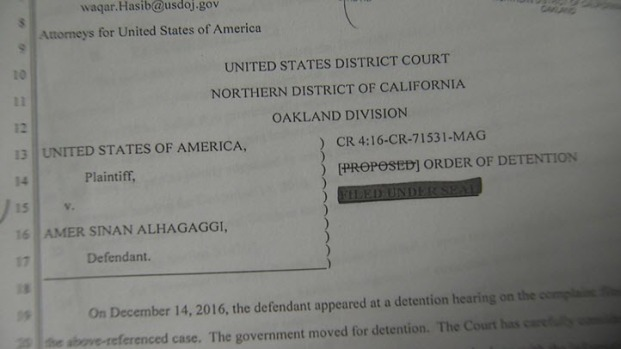 [BAY] Feds Say Oakland ISIS Sympathizer Wanted to Kill Thousands