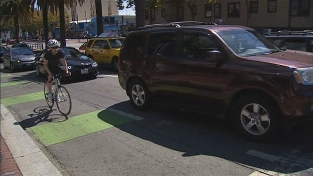 [BAY] San Francisco Bicyclists Protest Police