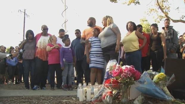 [BAY] Vigil Honors Teen Killed in Hayward