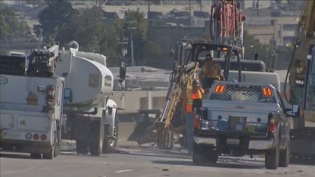 [BAY] NB I-280 Closes Over Labor Day Weekend for Seismic Retrofitting