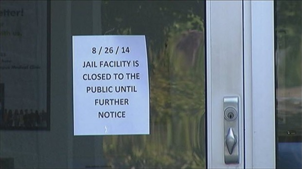 [BAY] Napa Jail Inmate Describes Cell Shaking from Quake