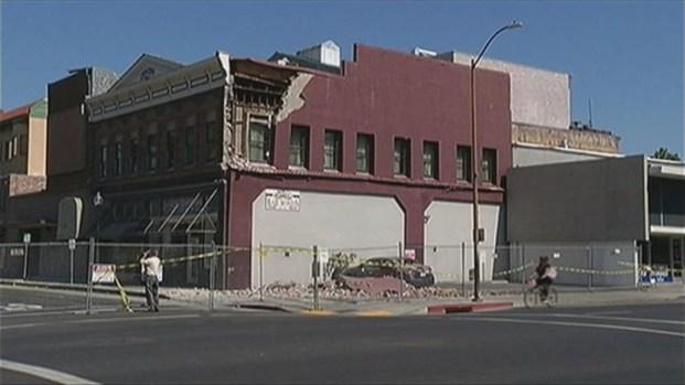 [BAY] Napa Says 822 Buildings Damaged, Not Safe After Quake