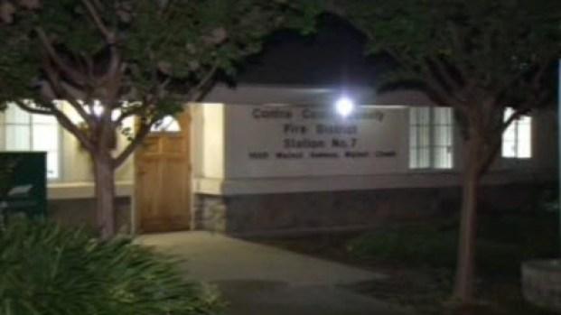 [BAY] Walnut Creek Fire Station Burglarized