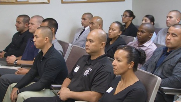 Sheriff's Program Helps Cadets Deal with Mentally Ill Inmates