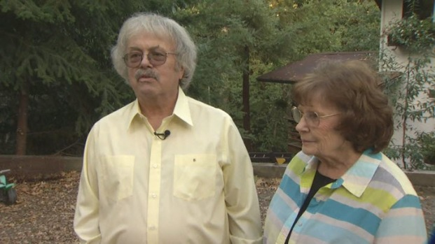"""It's a Sad Story With a Happy Ending."" Couple Reflects Rebuilding After Loma Prieta Earthquake"
