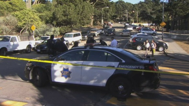4 Students Shot Outside SF School; Suspects at Large