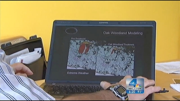 [LA] Mapping System Could Predict Wildfire Behavior