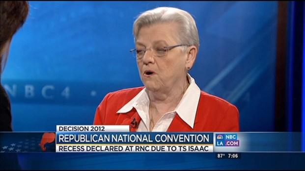 [LA] Analysis: GOP Convention Strategies
