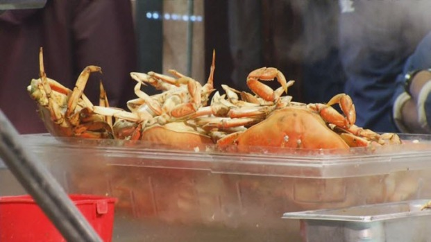 [BAY] High Toxin Level in California Crabs Prompt Health Warning