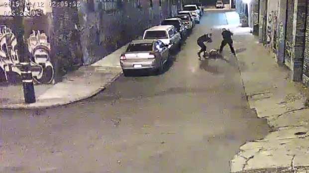 [BAY] Alameda County Sheriff's Deputy Allegedly Stole from Suspect Whose Beating Was Caught on Video