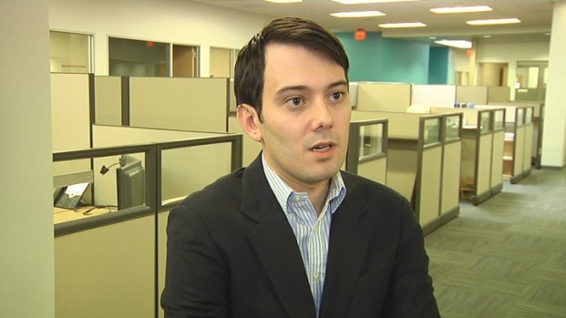 [BAY] Shkreli Discusses 'Most Hated CEO' Title