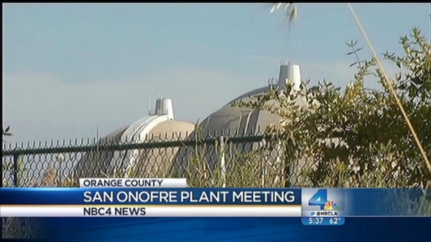 [LA] Energy Officials Mull Partial Restart of the San Onofre Nuclear Plant