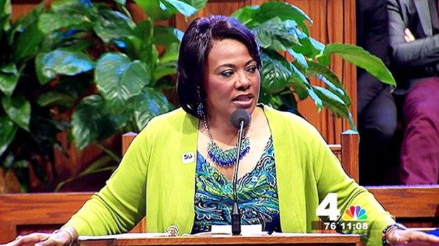 [DC] Bernice King: MLK 'Was a Pastor; He Was a Prophet'