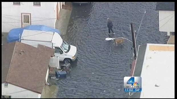 [LA] Water Watch: Coastal Flood Advisories Ahead of King Tide