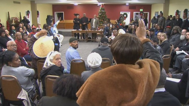 NAACP Demands Changes in SFPD After Police Shooting in Bayview