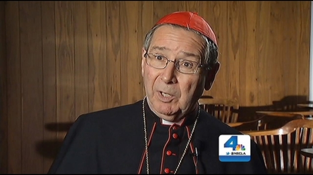 [LA] Cardinal Roger Mahony Defends Role in Papal Conclave
