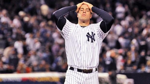 Yankees Postseason in Photos