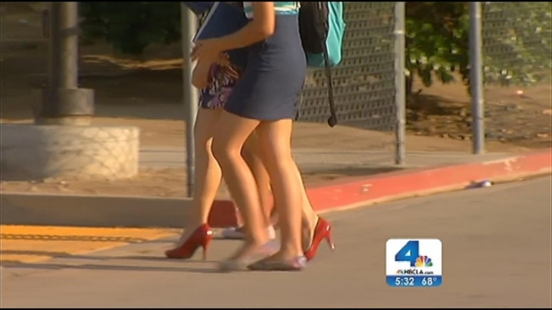 [LA] Possible Felony Charges in School Sexting Scandal