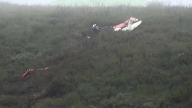 [BAY] 1 Dead After Plane Crashes Overnight Near Mount Diablo