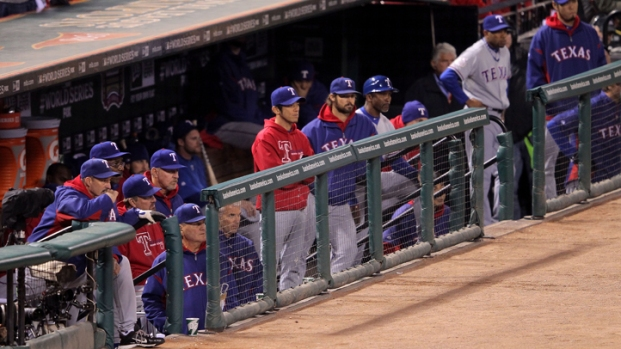 2011 World Series: Texas Rangers Vs. St. Louis Cardinals
