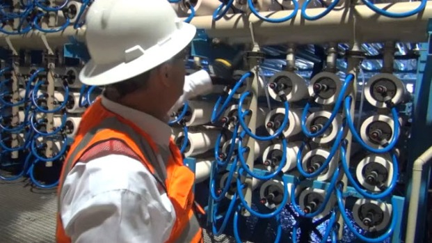 Behind the Scenes: Touring IDE's Desalination Plant in San Diego
