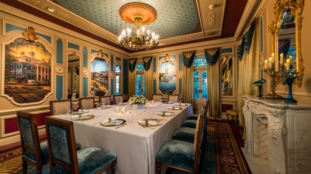 21 Royal: Private Disneyland Dining