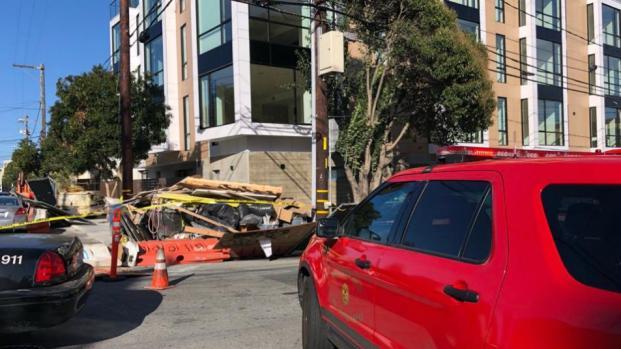 [BAY] 2 Pedestrians Struck by Falling Debris in San Francisco