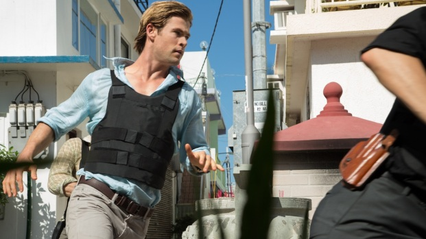 """Blackhat"" Trailer"