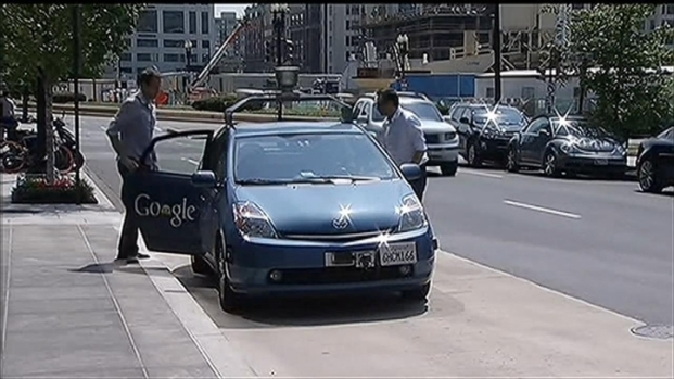 [DC] Google Tests Driverless Car