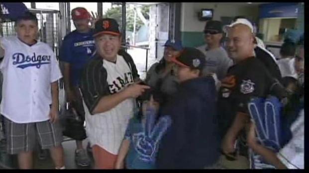 [LA] Major League Baseball Throw the Dodgers a Curveball