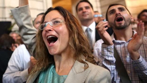 SCOTUS Rulings Cheered in SF, DC