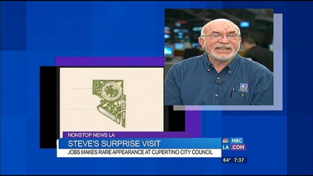 [LA] Steve Jobs Pitches Move to Cupertino City Council