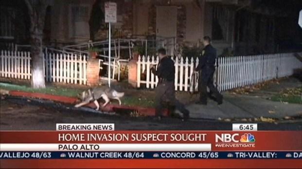 [BAY] Palo Alto Woman Struggles With Intruder