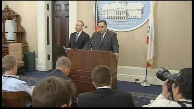 [LA] Gov. Brown Vetoes Budget