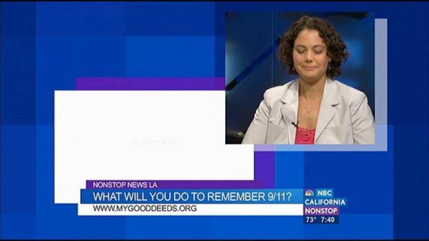 [LA] Sept. 11 Inspires Volunteers