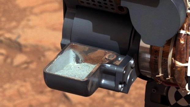 "[LA] Scientists Find ""Habitable Environment"" on Mars"