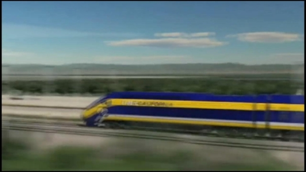 [LA] News Conference: High Speed Rail's Latest Figures